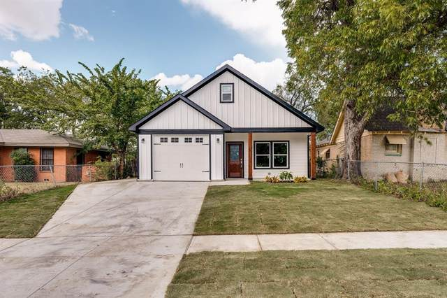 3109 Avenue K, Fort Worth, TX 76105 (MLS #14672357) :: Epic Direct Realty