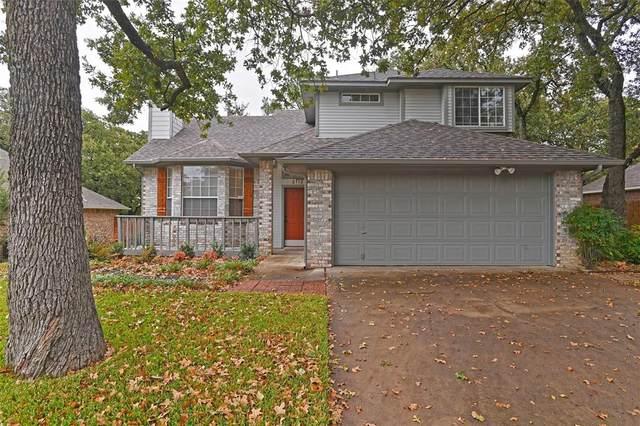 2112 Double Oak Street, Denton, TX 76209 (MLS #14672372) :: The Good Home Team