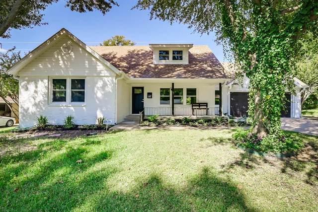 8336 Tucson Trail, Fort Worth, TX 76116 (MLS #14672377) :: Craig Properties Group