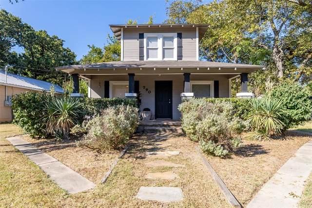 790 N Ollie Street, Stephenville, TX 76401 (MLS #14672400) :: The Property Guys