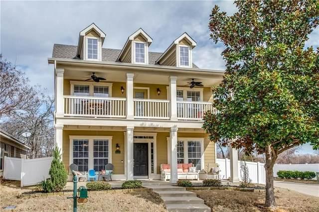 10331 Cedar Lake Drive, Providence Village, TX 76227 (MLS #14672405) :: VIVO Realty