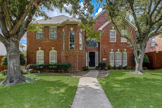 412 Irvine Drive, Allen, TX 75013 (MLS #14672407) :: Real Estate By Design