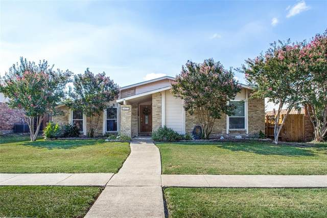 4812 Roberts Drive, The Colony, TX 75056 (MLS #14672415) :: Craig Properties Group