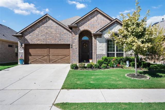 121 Palmerston Drive, Aledo, TX 76008 (MLS #14672445) :: The Russell-Rose Team