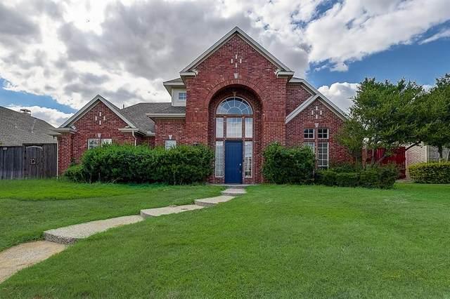 7005 Gerrards Cross, Plano, TX 75025 (MLS #14672450) :: Real Estate By Design