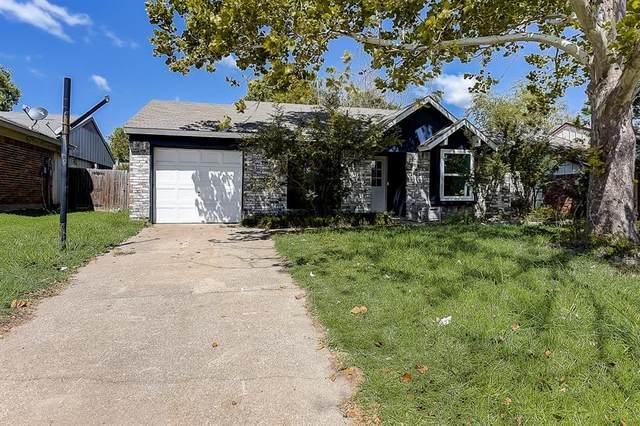 107 Oakridge Drive, Rockwall, TX 75032 (MLS #14672453) :: Real Estate By Design