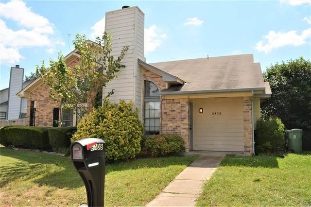 6408 Brookhaven Trail, Arlington, TX 76001 (MLS #14672456) :: 1st Choice Realty