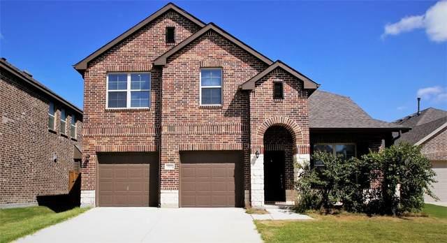 1921 Ridge Creek Lane, Aubrey, TX 76227 (MLS #14672461) :: VIVO Realty