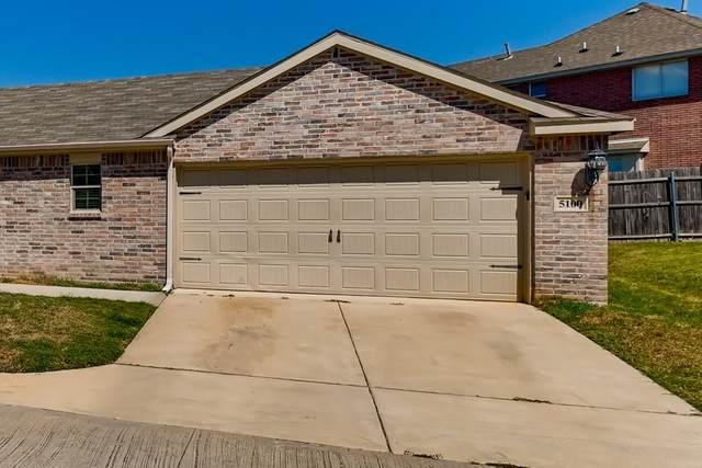 5100 Braddock Court, Arlington, TX 76017 (MLS #14672467) :: Real Estate By Design