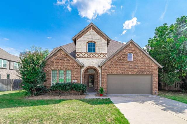 902 Magnolia Drive, Weatherford, TX 76086 (MLS #14672479) :: Real Estate By Design
