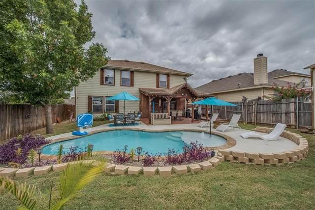 4969 Creek Ridge Trail, Fort Worth, TX 76179 (MLS #14672489) :: Real Estate By Design