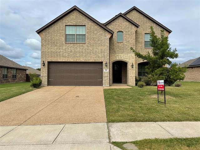 3004 Guadalupe Drive, Forney, TX 75126 (MLS #14672491) :: Real Estate By Design