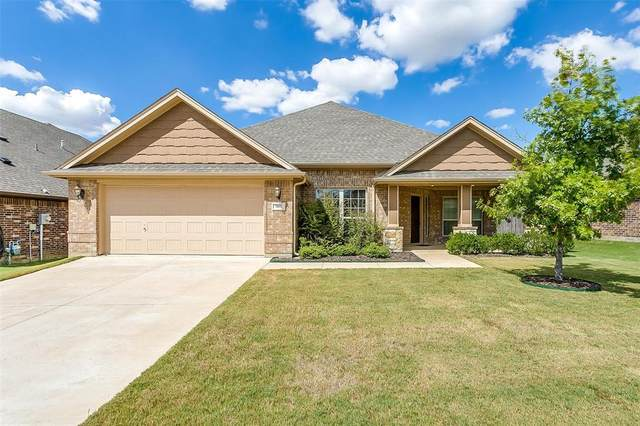 1017 Destrehan Court, Burleson, TX 76028 (MLS #14672502) :: VIVO Realty