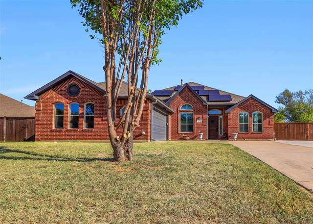 306 Cottonwood Trail, Shady Shores, TX 76208 (MLS #14672506) :: Real Estate By Design