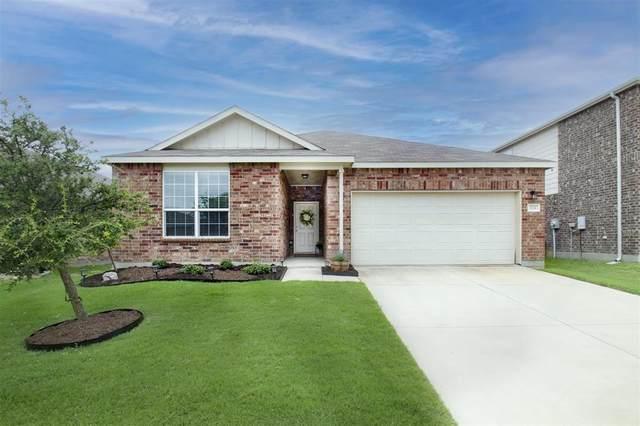 3124 Walker Creek Drive, Little Elm, TX 75068 (MLS #14672513) :: Real Estate By Design