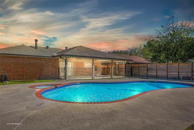 1614 Hillwood Drive, Mesquite, TX 75149 (MLS #14672522) :: The Good Home Team