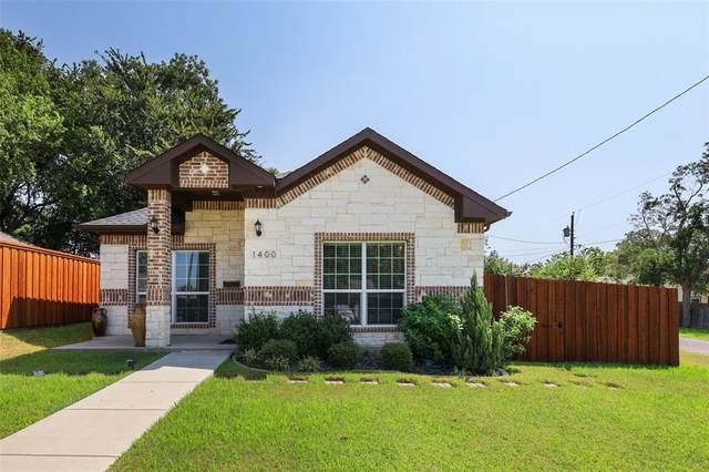 1400 Denton Drive, Carrollton, TX 75006 (MLS #14672525) :: Real Estate By Design