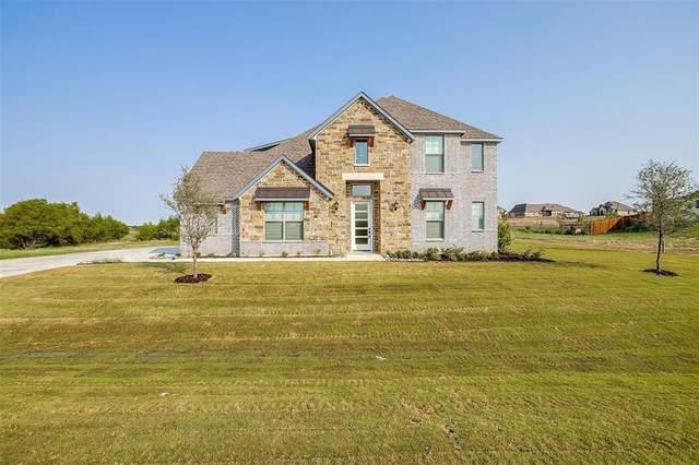 211 Ocelot Lane, Venus, TX 76064 (MLS #14672530) :: The Hornburg Real Estate Group