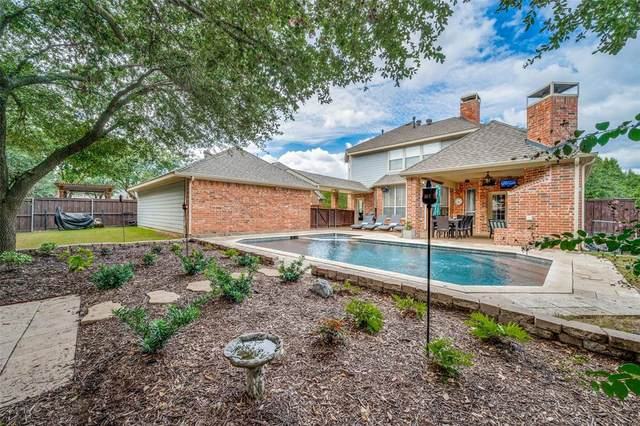 5013 Arbor Hollow Drive, Mckinney, TX 75072 (MLS #14672534) :: VIVO Realty
