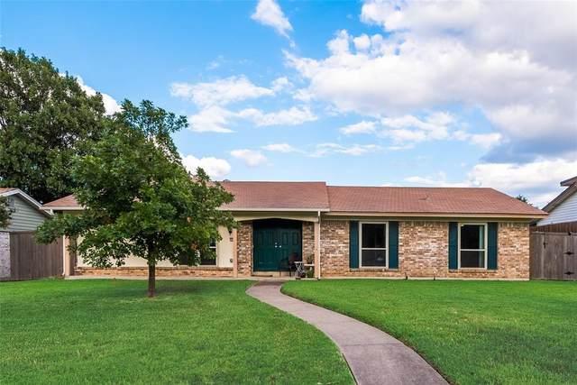 907 Carleton Drive, Richardson, TX 75081 (MLS #14672543) :: Robbins Real Estate Group