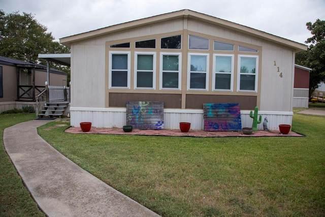 7800 Mockingbird Lane #114, North Richland Hills, TX 76180 (MLS #14672544) :: The Good Home Team