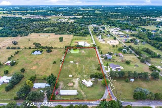149 Vz County Road 3225, Wills Point, TX 75169 (MLS #14672560) :: Jones-Papadopoulos & Co