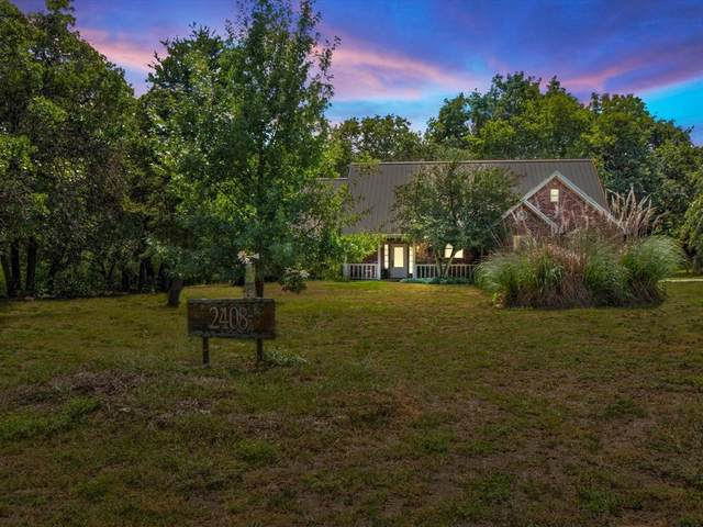 2408 Oak Leaf Trail, Cleburne, TX 76031 (MLS #14672565) :: All Cities USA Realty