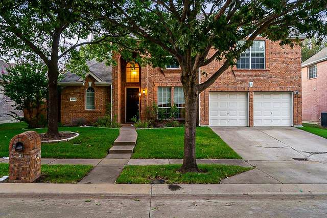 5300 Sandstone Lane, Mckinney, TX 75072 (MLS #14672573) :: VIVO Realty