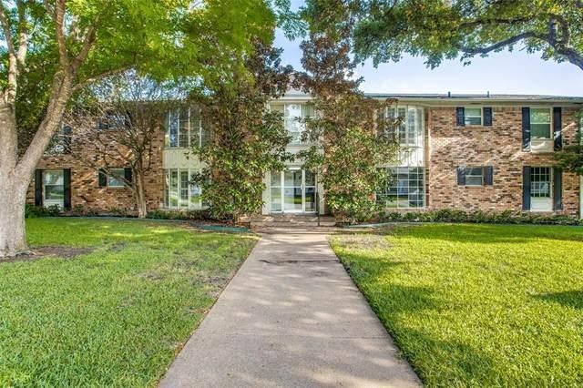 5815 E University Boulevard B, Dallas, TX 75206 (MLS #14672574) :: The Good Home Team