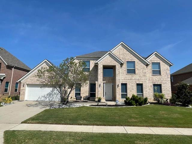 2249 Hideaway Pointe Drive, Little Elm, TX 75068 (MLS #14672589) :: Real Estate By Design
