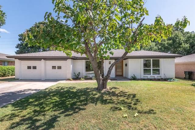1024 Ridgefield Drive, Plano, TX 75075 (MLS #14672590) :: Real Estate By Design