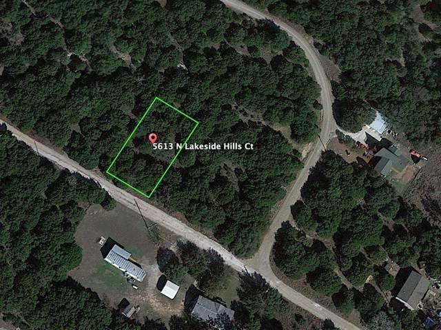 5613 N Lakeside Hills Court, Granbury, TX 76048 (MLS #14672592) :: 1st Choice Realty