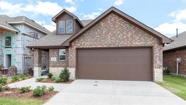 2126 Hobby Drive, Forney, TX 75126 (MLS #14672599) :: VIVO Realty