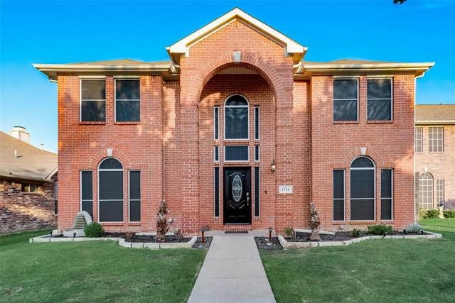 4714 Park Bend Drive, Fort Worth, TX 76137 (MLS #14672600) :: Real Estate By Design