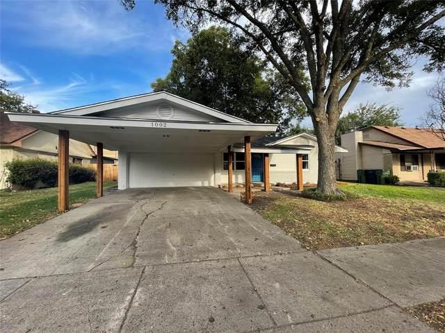 1002 Peace Rose Avenue, Garland, TX 75040 (MLS #14672603) :: RE/MAX Pinnacle Group REALTORS