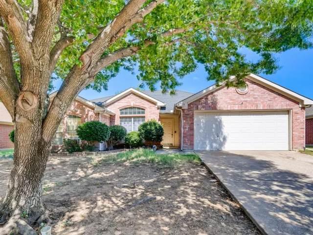 1703 Prescott Drive, Mansfield, TX 76063 (MLS #14672610) :: EXIT Realty Elite