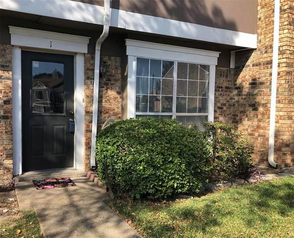 717 Lee Street #1, Mesquite, TX 75149 (MLS #14672617) :: Real Estate By Design