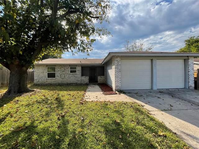 1431 Willowbrook Street, Lancaster, TX 75134 (MLS #14672627) :: Real Estate By Design