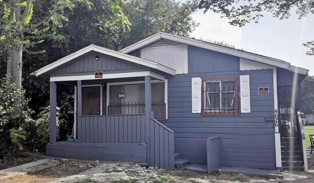 4626 S Ewing Avenue, Dallas, TX 75216 (MLS #14672631) :: Real Estate By Design
