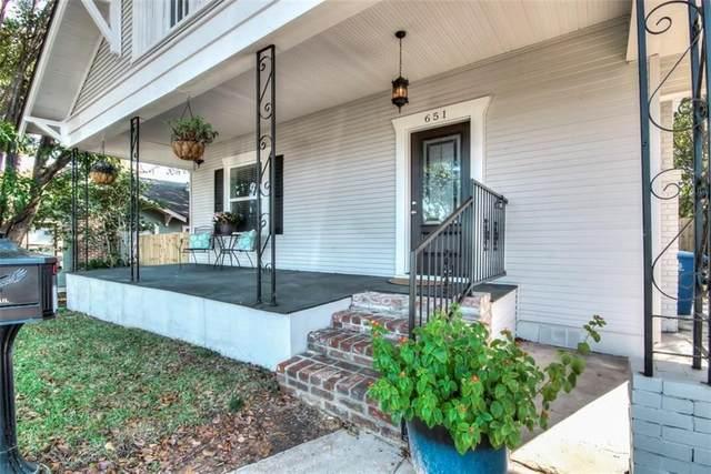651 Gladstone Boulevard, Shreveport, LA 71104 (MLS #14672633) :: VIVO Realty