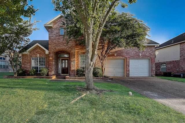 1025 Lilac Lane, Desoto, TX 75115 (MLS #14672636) :: Real Estate By Design
