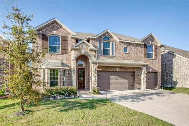 11716 Smithton Avenue, Mckinney, TX 75071 (MLS #14672639) :: Real Estate By Design