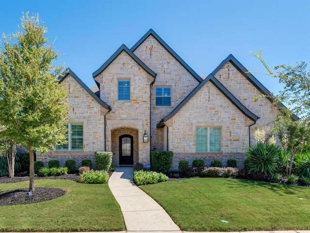 1017 La Salle Lane, Southlake, TX 76092 (MLS #14672641) :: The Good Home Team