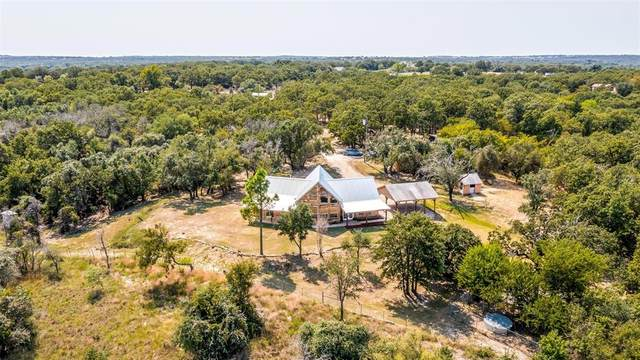 124 N Arapaho Trail, Springtown, TX 76082 (MLS #14672642) :: The Property Guys