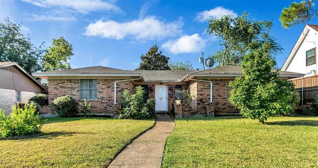 4114 Twin Falls Street, Irving, TX 75062 (MLS #14672650) :: Russell Realty Group