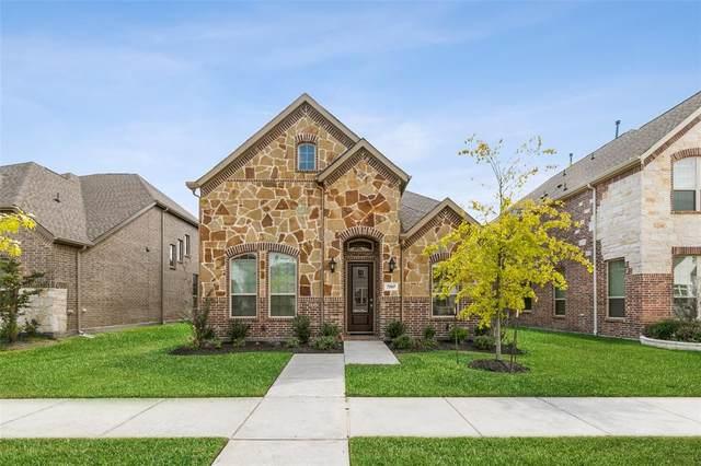 7267 Sanctuary Drive, Frisco, TX 75033 (MLS #14672652) :: The Heyl Group at Keller Williams