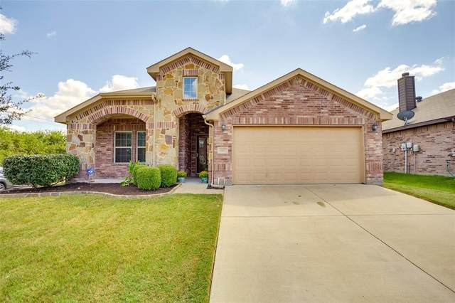 401 Haddington Street, Crowley, TX 76036 (MLS #14672665) :: The Hornburg Real Estate Group