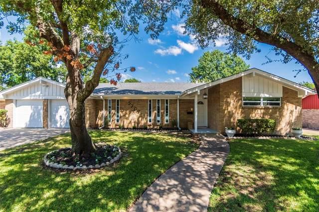 5709 Diamond Oaks Drive N, Haltom City, TX 76117 (MLS #14672670) :: Real Estate By Design