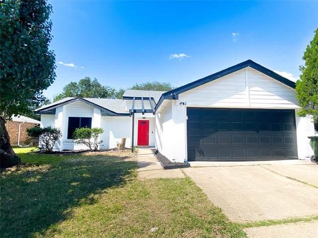 4902 Prairieview Court S, Arlington, TX 76017 (MLS #14672672) :: Real Estate By Design