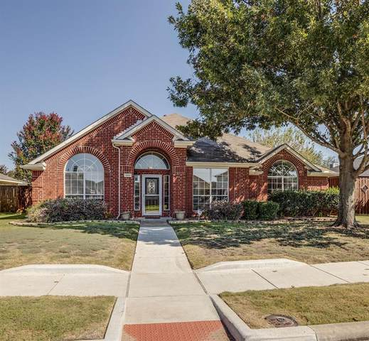 1007 Stoneport Lane, Allen, TX 75002 (MLS #14672682) :: Frankie Arthur Real Estate